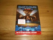 IRON MAIDEN - En Vivo Dvd Ltd caja metálica