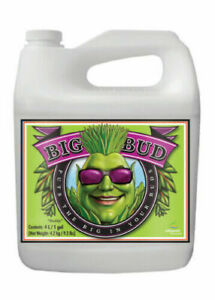 BIG BUD 250ML - ADVANCED NUTRIENTS - FLOWERING BOOSTER - HYDROPONICS