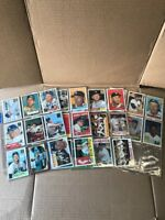 Mickey Mantle 7 NY Yankees 1996 Topps Reprint Set of 33 Cards (52 Topps) Roookie