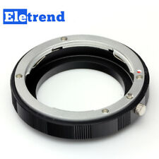 Nikon F Mount Lens to M42 Mount System Camera Adapter