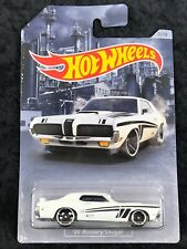 Hot Wheels 2020 American Steel '69 Mercury Cougar Walmart Exclusive!