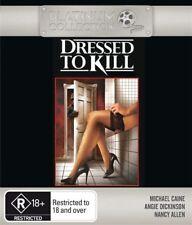 Dressed To Kill (Blu-ray, 2013)