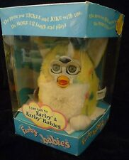 Furby Babies - In Original Box With Original Tags, Tiger Electronics 1999