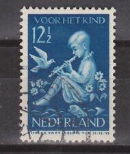 NVPH Netherlands Nederland nr 317 gest. used 1938 kinderzegels Pays Bas