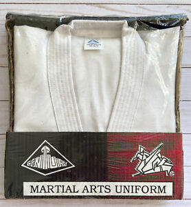 Century Martial Arts WHITE Uniform Jacket Top Adult 6 XL Tae Kwon Do Karate USA