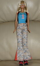 Muñeca Barbie Con Back Pack