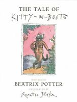 The Tale of Kitty In Boots by Beatrix Potter 9780241247594   Brand New