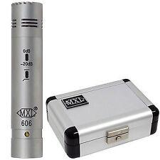 MXL 606 Small diaphragm Condenser instrument mic NEW!!!!