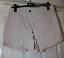 Joules Da Donna Cruise a metà coscia Lunghezza Pantaloni Corti Chino in bianco brillante