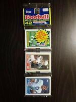 1988 Topps Football Rack Pack