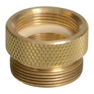 "RA Female Brass Adapter - 3/4"" x 27"
