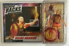 "HELIOS WARRIOR Boss Fight Studio ARMY OF THE SUN VITRUVIAN HACKS 4"" Inch FIGURE"