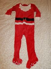 BNWT Cute Boys Father Xmas Romper In Size 18-24 Months
