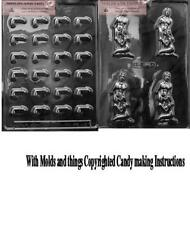 Bite size PENIS Adult Chocolate Candy Mold & DEEP THROAT Chocolate Candy Mold
