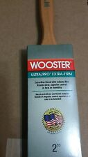Wooster Ultra Pro Extra Firm Lindbeck Lot of 12 Paintbrushes 4153