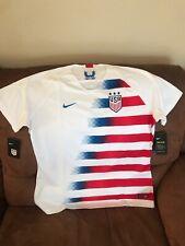 Nike  Usa National Team 2018  Soccer Jersey NWT Size XL Women's