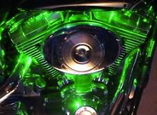 40 LED Green Motorcycle Accent Light Kit