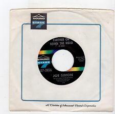 (IJ513) Joe Simon, Wounded Man - 7 inch vinyl