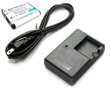Battery + Charger for Kodak EasyShare M5370 M550 M552 M575 M577 M580 M583 M750