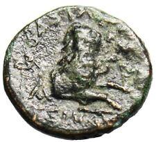 "Thracian King Lysimachos ""Forepart of Lion, Caeduceus left"" Circa 297-281 BC"