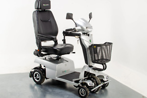 Quingo Vitess Used Mobility Scooter 5 Wheel Luxury 8mph Large Road Legal