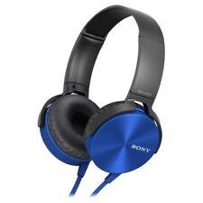 Auriculares azul Sony diadema