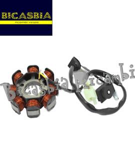 14263 - Stator Magnet Ignition Start Sym 50 4T JET4 / Fiddle 2