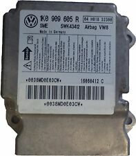 *VW GOLF MK5, GOLF PLUS - 2004-2005 -  AIRBAG CONTROL MODULE - 1K0909605R