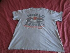 San Francisco Giants World Series Champions 2012 T-Shirt large