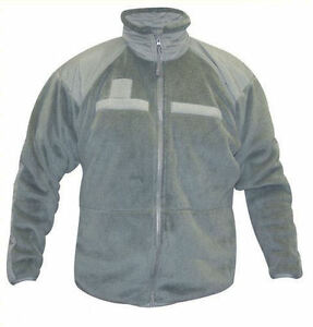 ECWCS Gen III Level 3 L3 POLARTEC Fleece Jacket Foliage Green, M/R