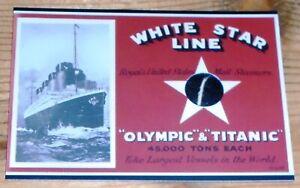 RMS Titanic 100 Years Commemorative Artifact White Curtain Fabric Chase Card TA1
