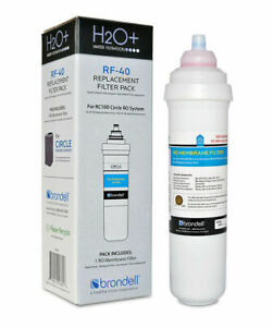 Brondell H2O+ Circle RO Membrane Replacement Filter - RF-40 New and better price