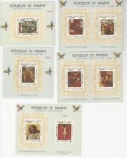 Panama, Postage Stamp, #482F-G, 482I-K Mint NH, 1968, JFZ