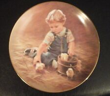 Hamilton Collection Special Friends Collector Plate 1984 Mint Condition