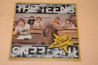 THE TEENS LP SAME 1°ST ORIG ITALY 1979 SIGILLATO ! AUDIOFILI TOP SEALED !!!!!!!!