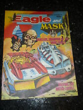 EAGLE & MASK Comic - Date 05/11/1988 - UK Paper Comic