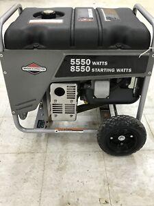 Briggs & Stratton Generator Back Up Power Portable Commercial Grade Gas Power