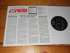 DIE SUGAR HILL RECORDS STORY - V.A. / GERMANY-PROMO 10'' LP (EX)