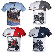 BMW T-shirt S1000RR R1200RT S1000XR R1200GS Motorrad Gift Motorcycle Biker Motor
