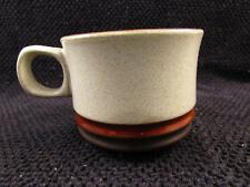 Potter's Wheel Rust Red by Denby-Langley Coffee Cup B24