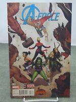A-Force #3 003 Secret Wars Marvel Comics vf/nm CB1415