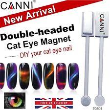 3D 9D Cat Eye MAGNET Magnetic Plate Starry CANNI UV & LED Nail Powder Gel Polish