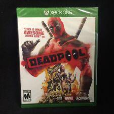 Deadpool (Microsoft Xbox One, 2015) BRAND NEW / Region Free