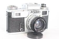 KIEV 4M Russian Camera HELIOS 103 Contax Copy