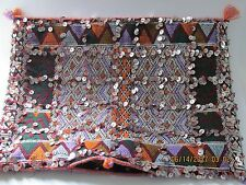Moroccan Vintage Kilim Handwoven & Handmade Pillow Case 100% All Natural Dye!