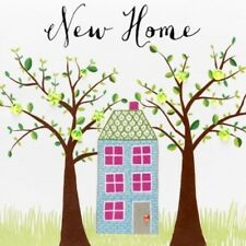 JANIE WILSON GREETING CARD: New Home - NEW IN CELLO