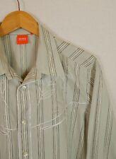 Hugo Boss Striped Shirt Medium