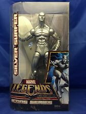 "Marvel Legends Icons Silver Surfer 12"" Hasbro Figure MIB Fantastic Four Kirby"
