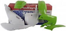 Polisport  Plastic Kit Set Green KAWASAKI KX65 2001–2009  2011-2016
