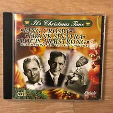 CD - It's Christmas Time - Louis Armstrong - Bing Crosby - Frank Sinatra - CD1